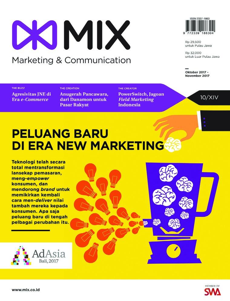 Majalah Digital mix Oktober 2017