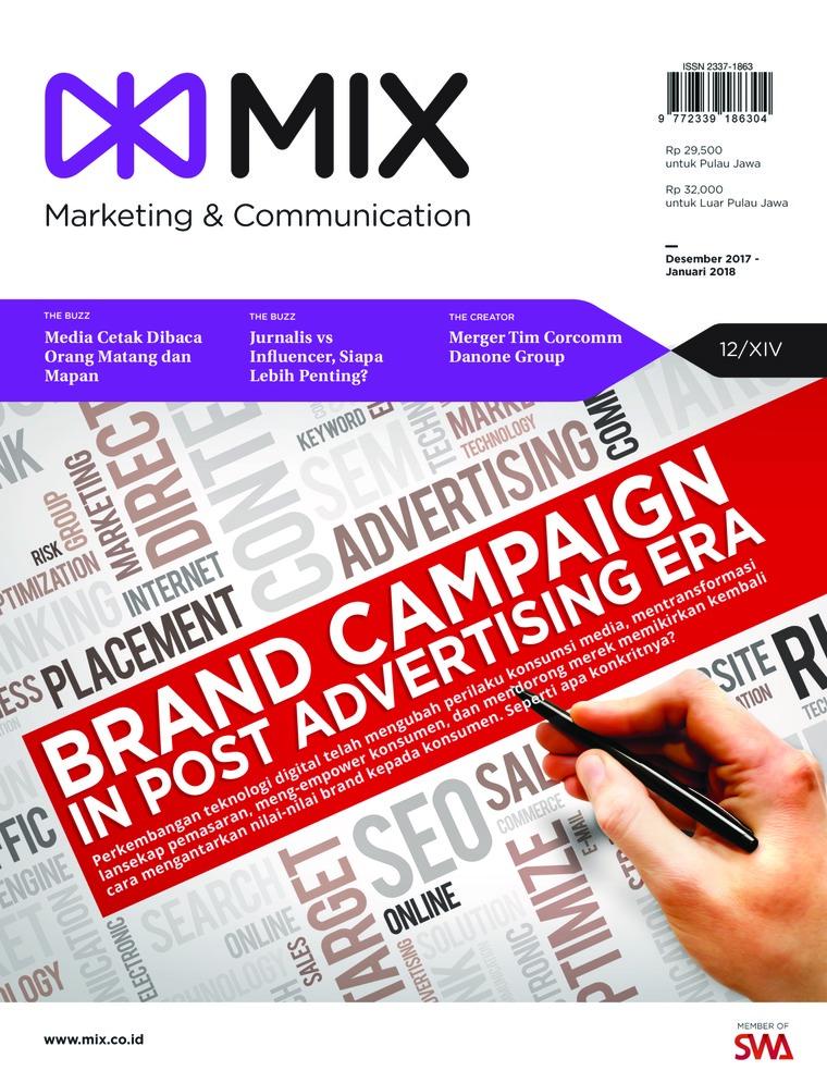 Mix Digital Magazine December 2017
