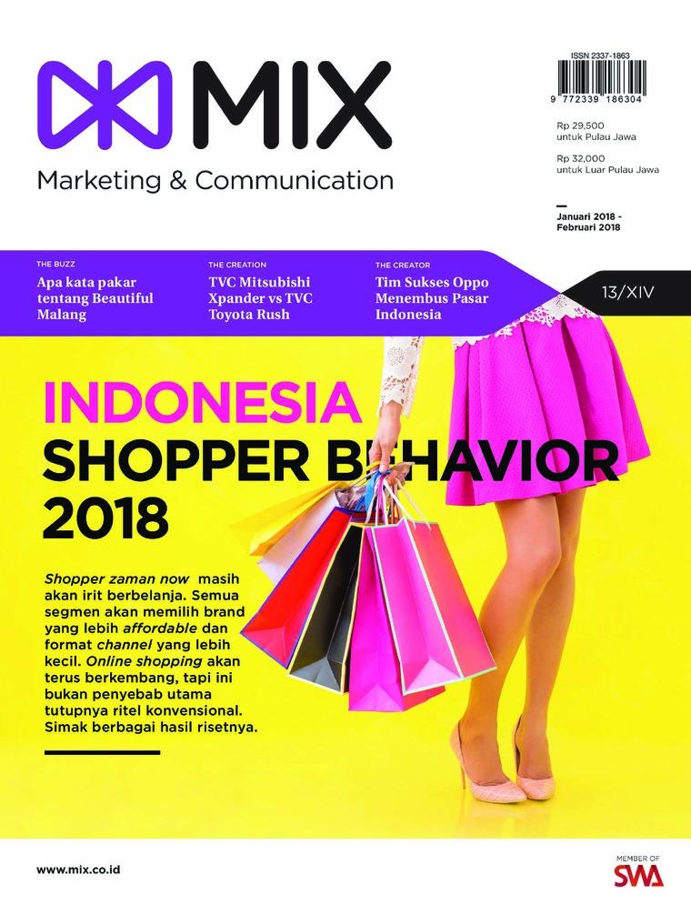 Majalah Digital mix Januari 2018