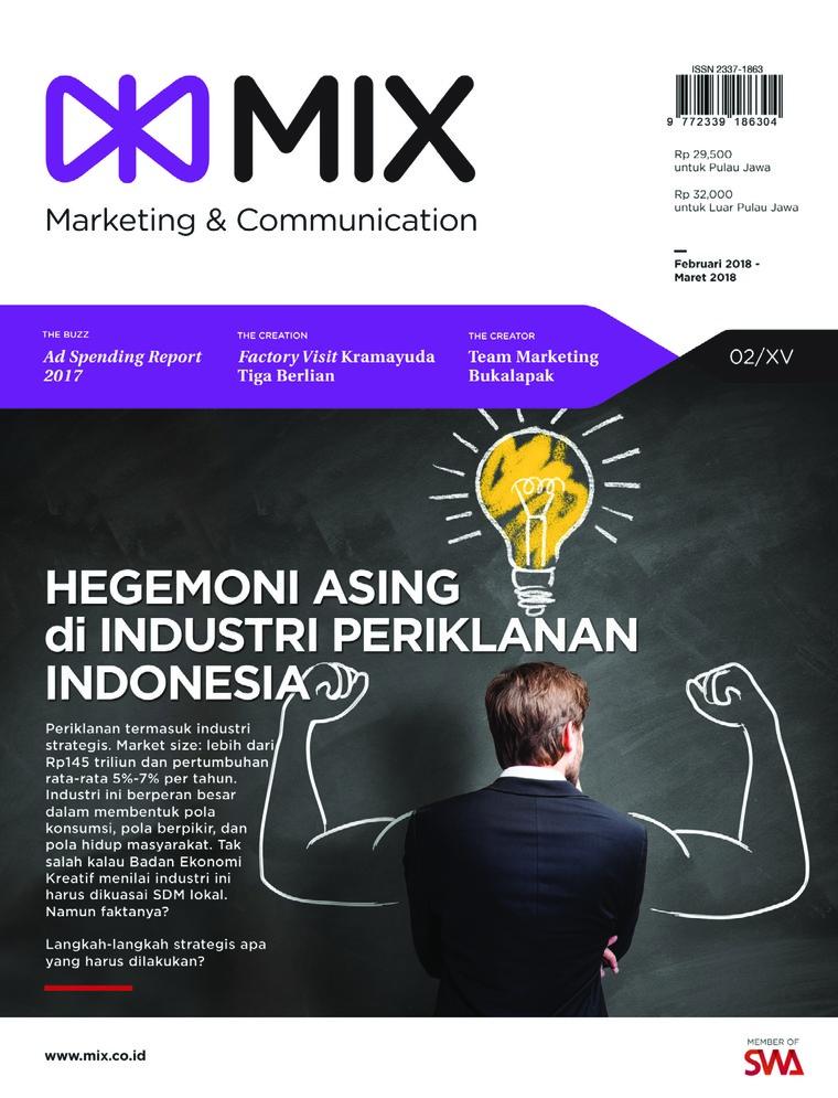 Majalah Digital mix Februari 2018