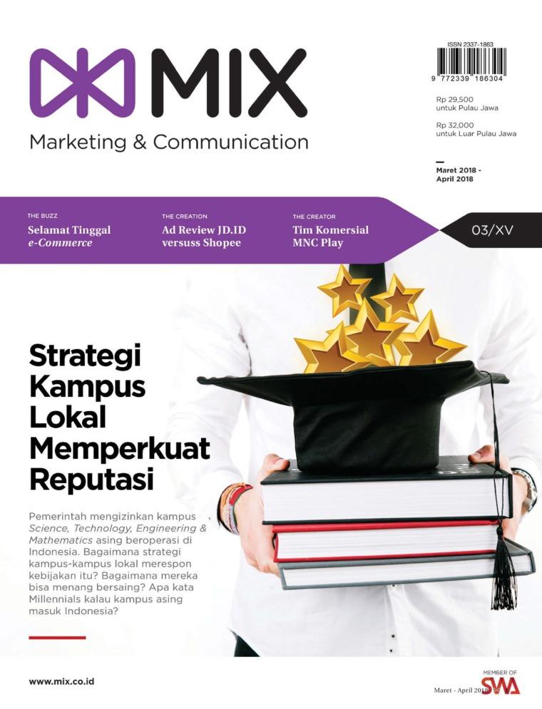 Majalah Digital mix Maret 2018