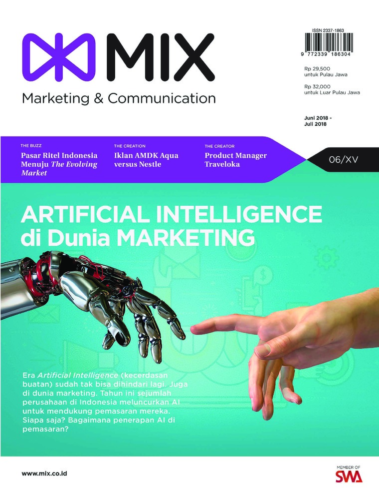 Majalah Digital mix Juni 2018