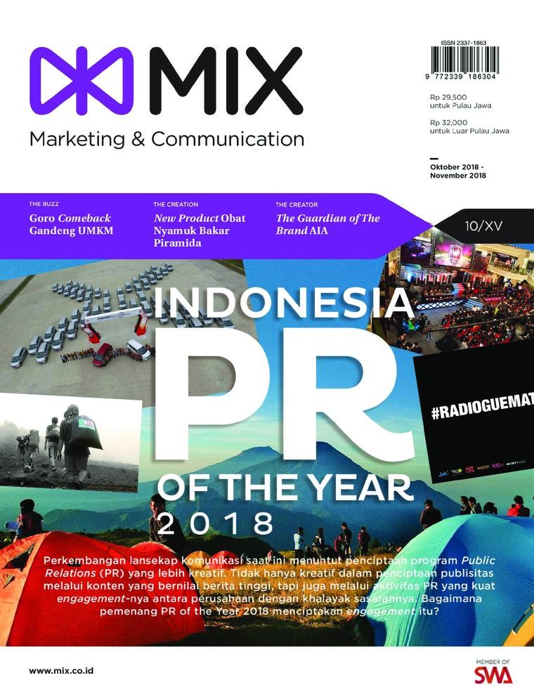 Majalah Digital mix Oktober 2018