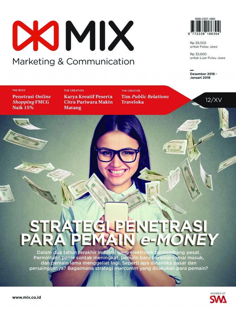 Majalah Digital mix Desember-Januari 2019