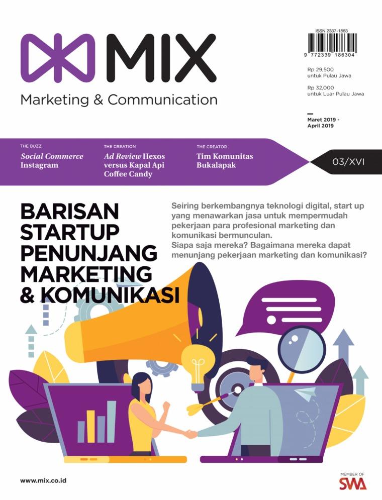 Majalah Digital mix Maret-April 2019