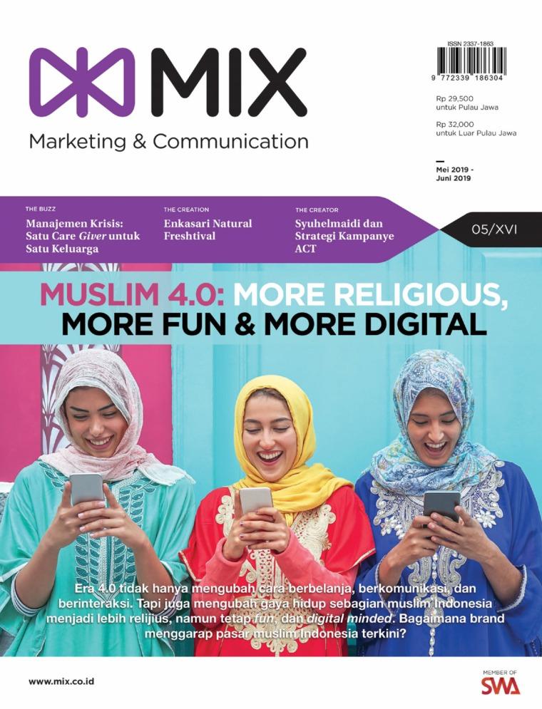 Majalah Digital mix Mei 2019