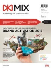 Cover Majalah mix November 2017