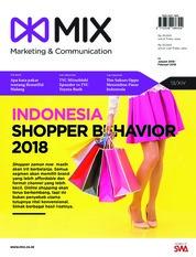 Cover Majalah mix Januari 2018