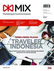 Cover Majalah mix April 2018