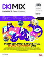 Mix Magazine Cover November 2018