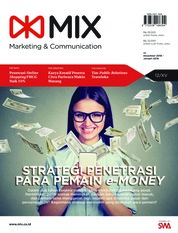Cover Majalah mix Desember-Januari 2019
