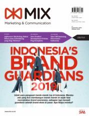Mix Magazine Cover September 2019