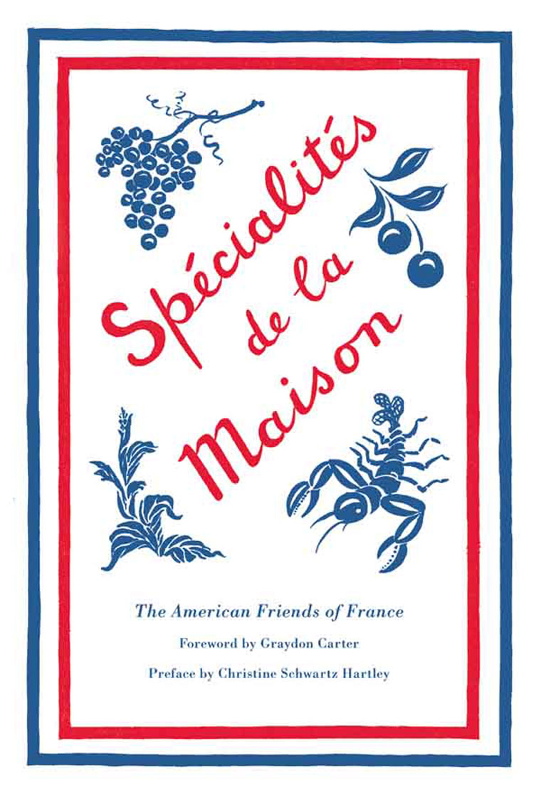 Specialites de la maison by american friends of france digital book