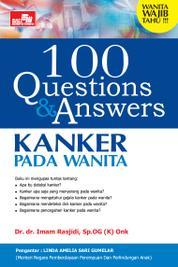Cover 100 Questions & Answers Kanker pada Wanita oleh