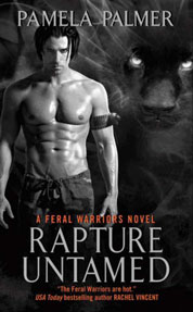 Rapture Untamed by Pamela Palmer Cover