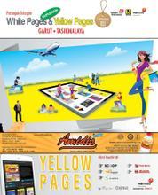 Cover Majalah Yellow Pages – Garut-Tasikmalaya