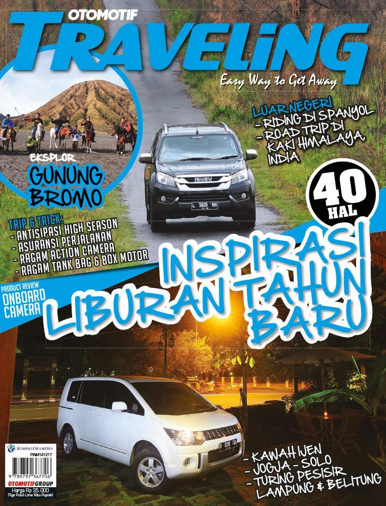 OTOMOTIF Travelling Digital Magazine ED 05