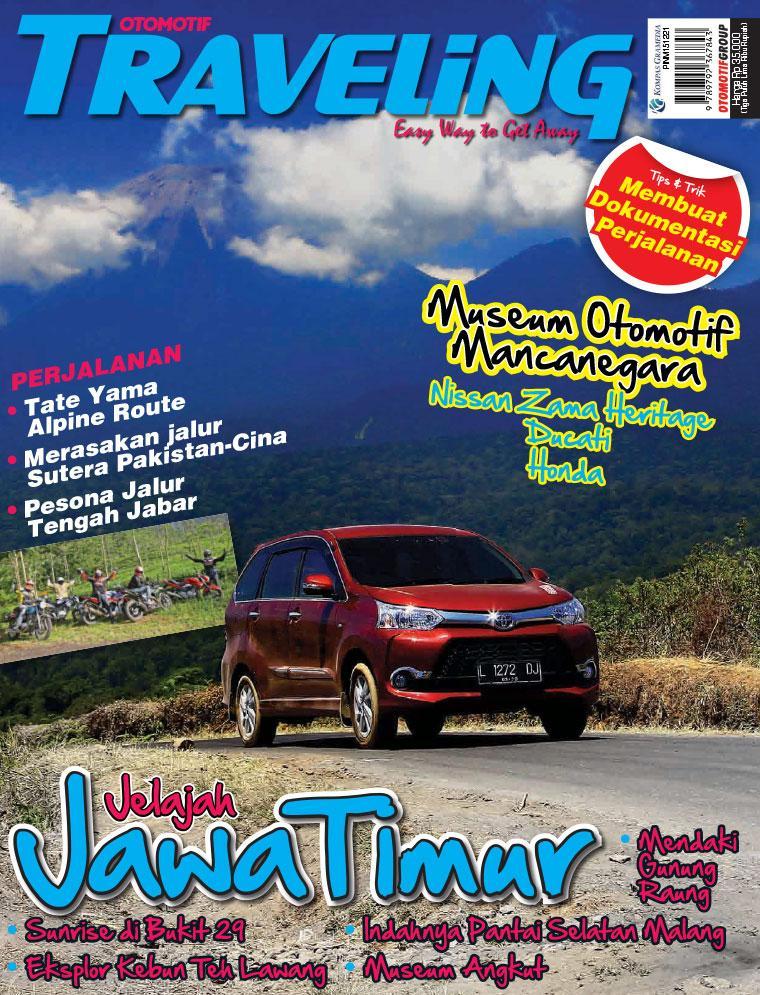 OTOMOTIF Travelling Digital Magazine ED 06