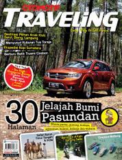OTOMOTIF Travelling / ED 01 Magazine Cover ED 01