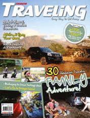 OTOMOTIF Travelling Magazine Cover ED 03