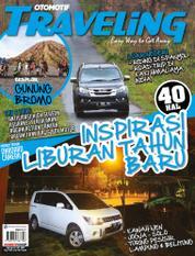 OTOMOTIF Travelling Magazine Cover ED 05