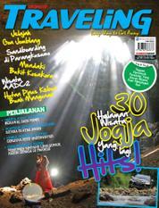 OTOMOTIF Travelling Magazine Cover ED 07