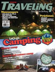 OTOMOTIF Travelling Magazine Cover ED 08 2016
