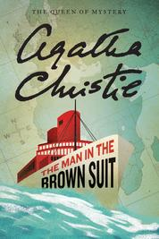 Cover The Man in the Brown Suit oleh Agatha Christie