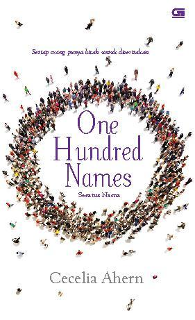 Buku Digital One Hundred Names - Seratus Nama oleh Cecelia Ahern