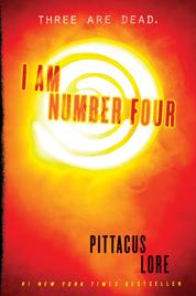 Cover I Am Number Four oleh Pittacus Lore