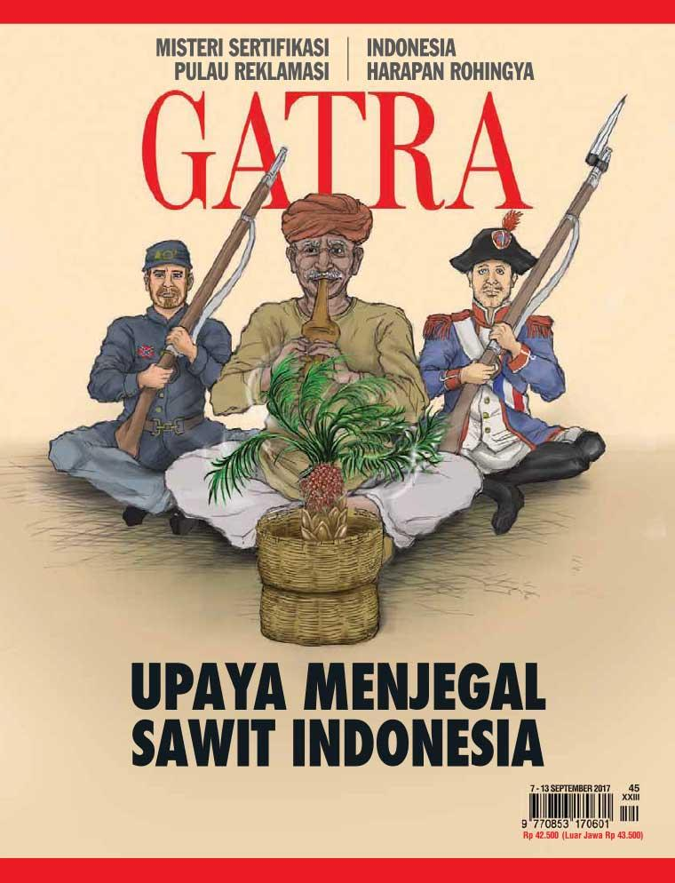 Majalah Digital GATRA ED 45 September 2017