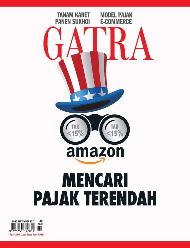 Majalah Digital GATRA ED 46 September 2017