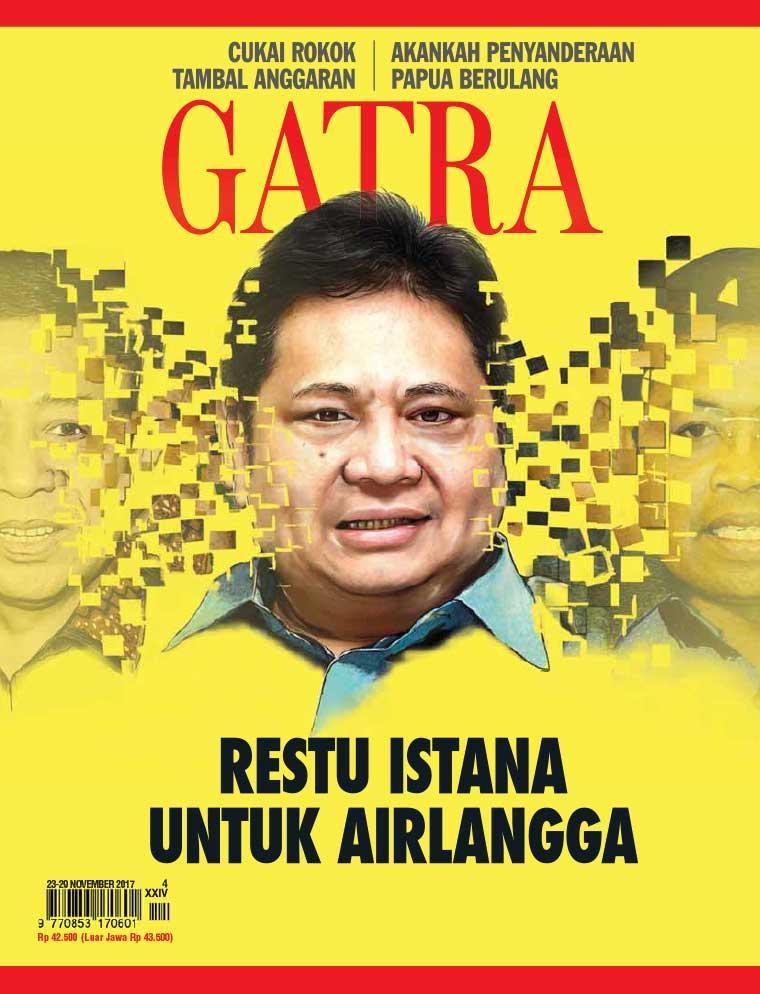 Majalah Digital GATRA ED 04 November 2017