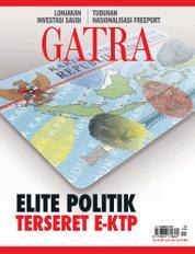 Cover Majalah GATRA 09–15 Maret 2017