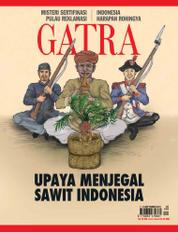Cover Majalah GATRA ED 45 September 2017