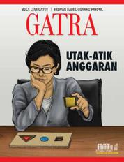 Cover Majalah GATRA ED 48 September 2017