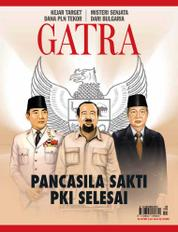 Cover Majalah GATRA ED 49 Oktober 2017