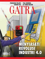 Cover Majalah GATRA ED 50 Oktober 2017