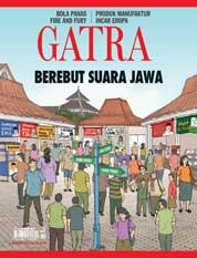 Cover Majalah GATRA ED 11 Januari 2018