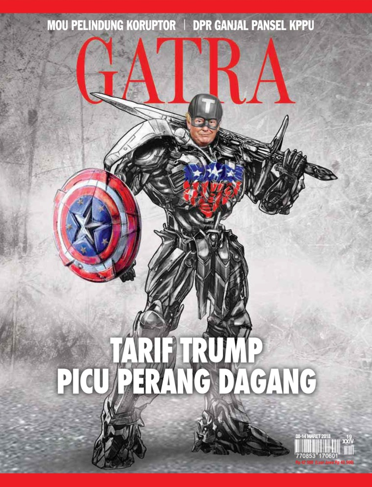 Majalah Digital GATRA ED 19 Maret 2018
