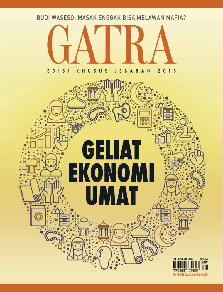 Majalah Digital GATRA ED 33 Juni 2018