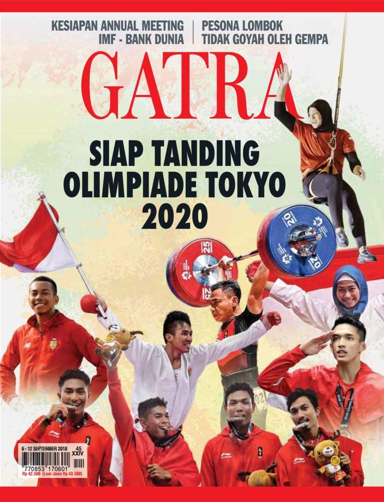 Majalah Digital GATRA ED 45 September 2018