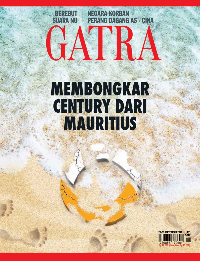 Majalah Digital GATRA ED 47 September 2018