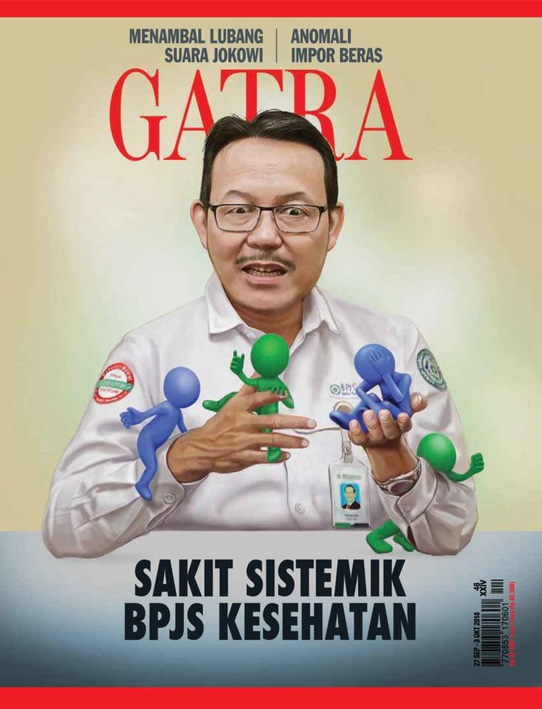 Majalah Digital GATRA ED 48 September 2018