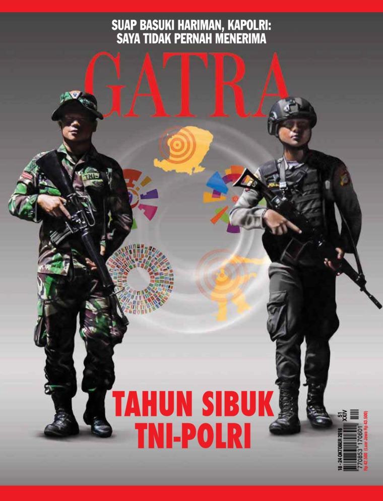 Majalah Digital GATRA ED 51 Oktober 2018