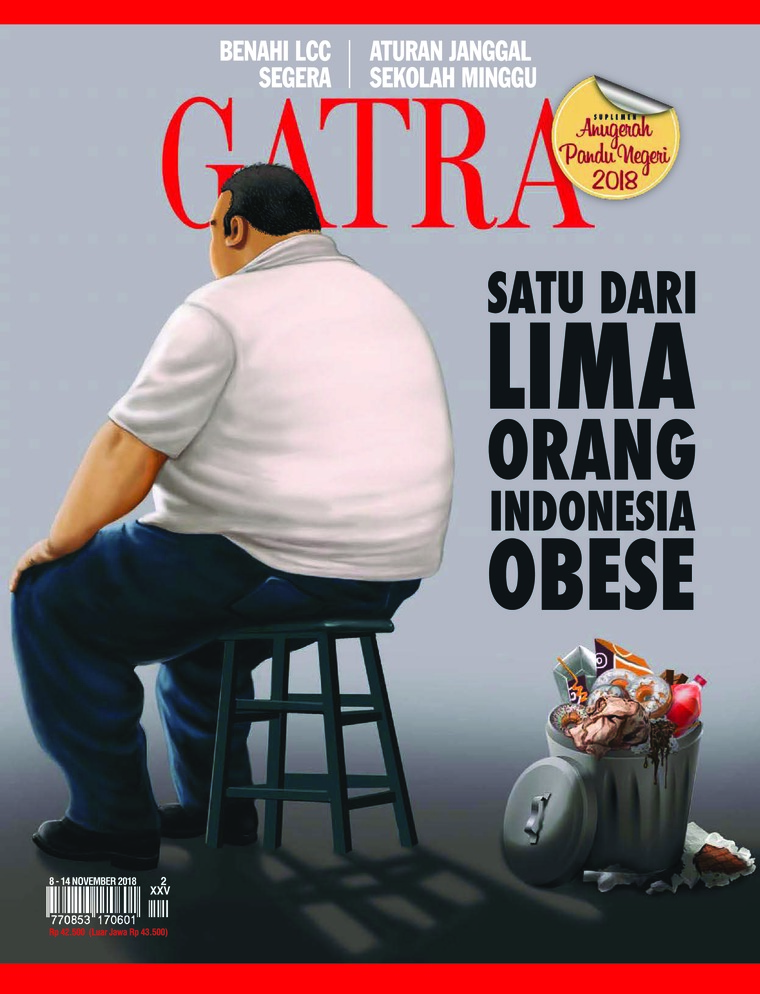 Majalah Digital GATRA ED 02 November 2018