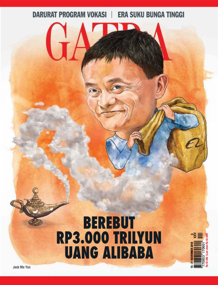 Majalah Digital GATRA ED 03 November 2018