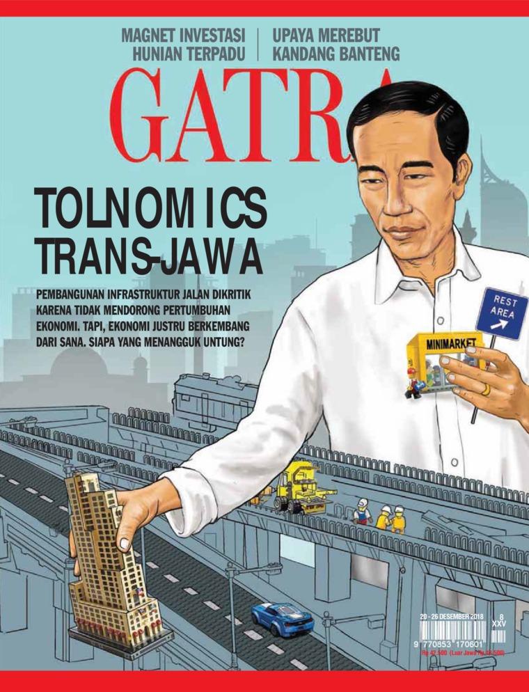 Majalah Digital GATRA ED 08 Desember 2018