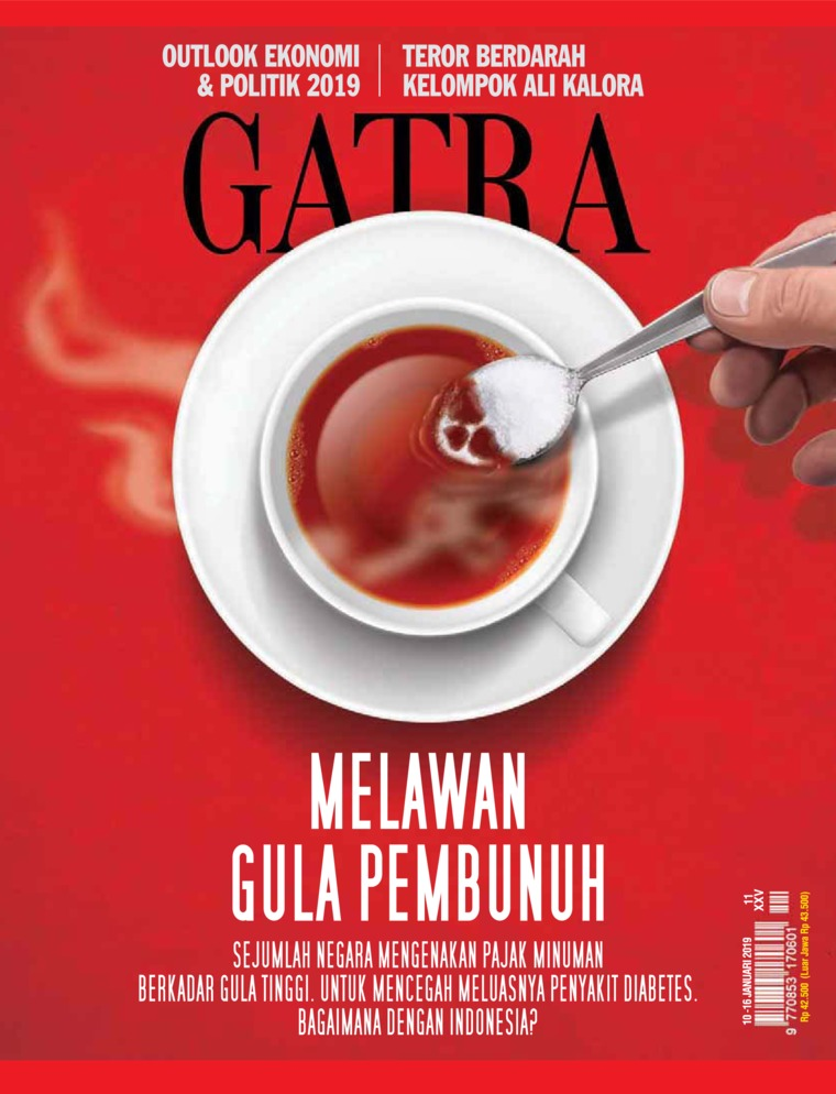 GATRA Digital Magazine ED 11 January 2019