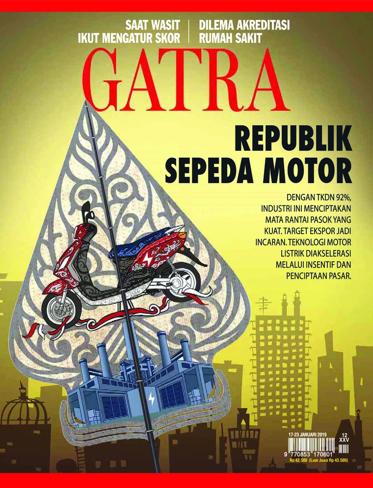 GATRA Digital Magazine ED 12 January 2019